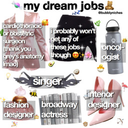 jobs dream job surgeon singer freetoedit