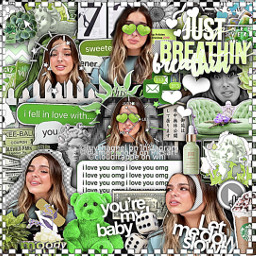 complexedit overlayedit aesthetic text green freetoedit