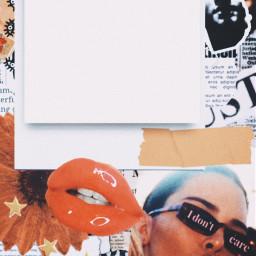 freetoedit aesthetic polaroid newspaper 90s
