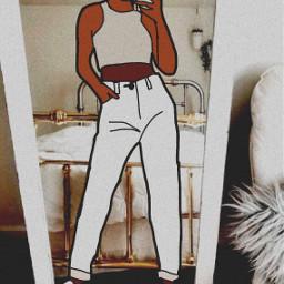 freetoedit lexiscontest selfie mirror aesthetic