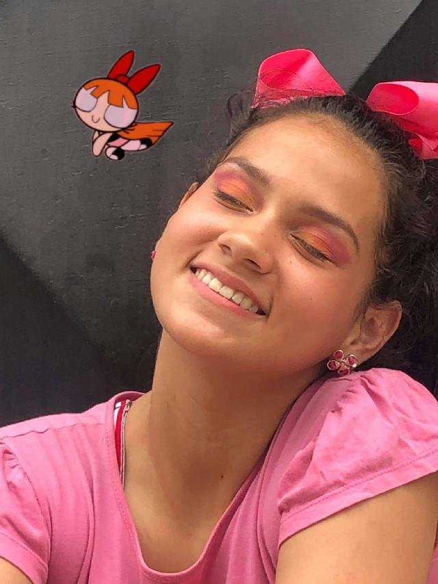 #freetoedit #thepowerpuffgirls #thepowerofmakeup #bombom #laschicassuperpoderosas #makeup