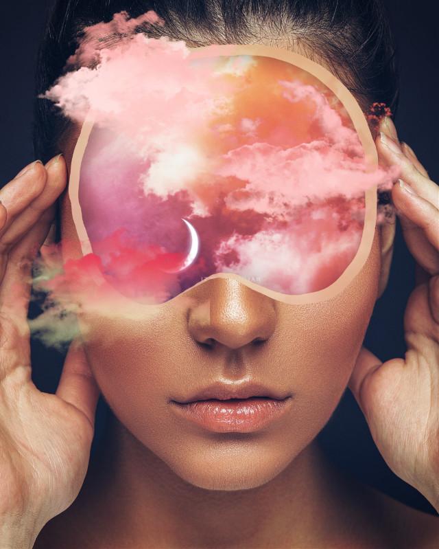 #cloudeye #photomanipulation #artisticportrait #drawtools  #surreal #editstepbystep #madewithpicsart  #freetoedit