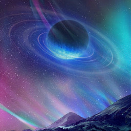 freetoedit myedit madewithpicsart galaxy planet