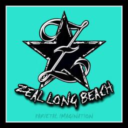 logo star grunge tear zeallongbeach