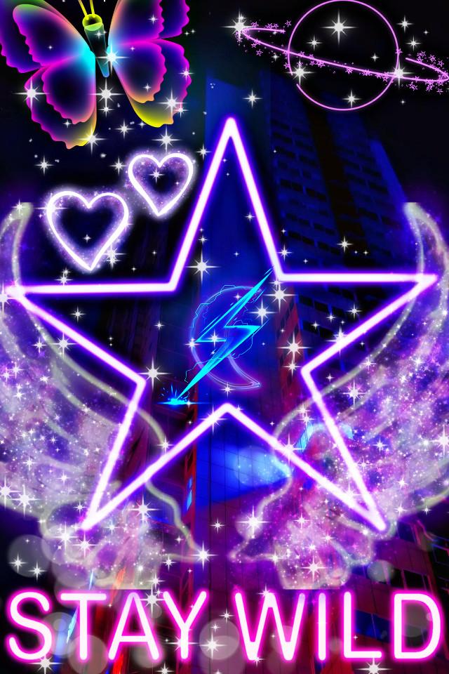#Neonwings #Neonhearts #Neoneverything #freetoedit
