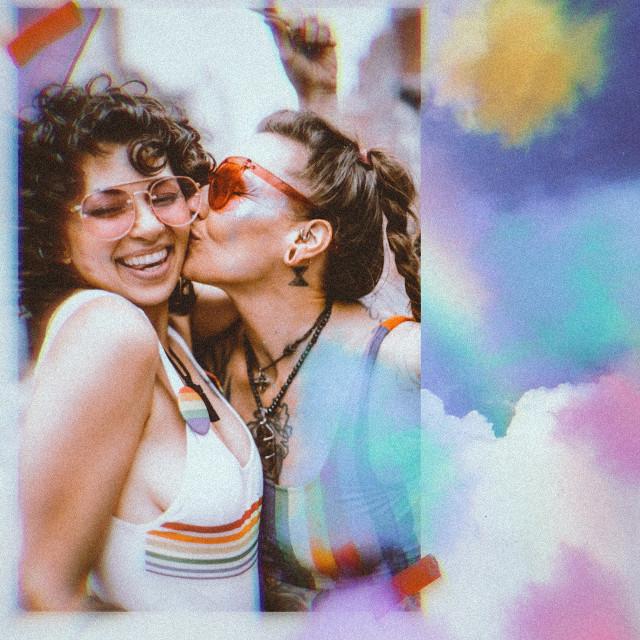 #freetoedit #pridemonth #loveislove #pride #lgbtq+