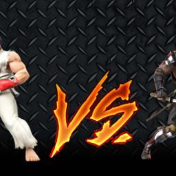 freetoedit scorpion ryu fight crossover