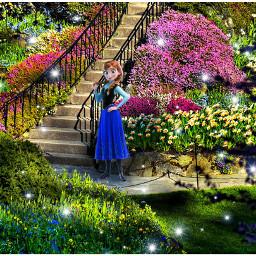 freetoedit magical fairyland princess dianey