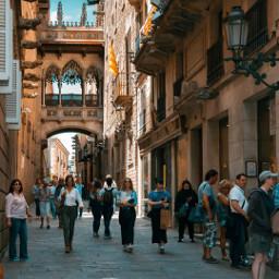 barcelona picsart traveling viajar arquitectura