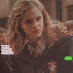 freetoedit hermionegranger emmawatson love everything