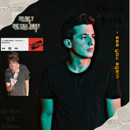 freetoedit charlie charlieputh charlieputhfans attention