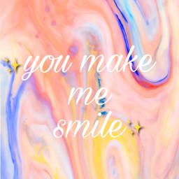 youmakemesmile wallpaper smile followmeandfollowback freetoedit