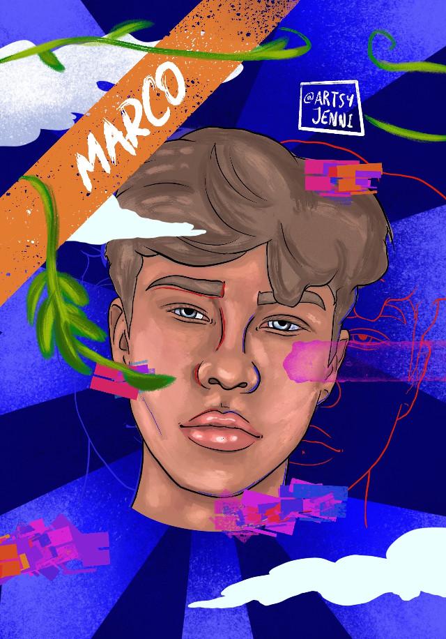 Marco  - - Spaze  - - #wijzijnspaze #spaze #youtuber #tiktok #freetoedit