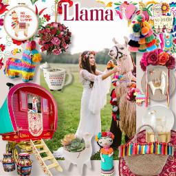 freetoedit picsart llamas llama alpaca