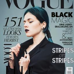 freetoedit madewithpicsart voguemagazine vogue magazinecover