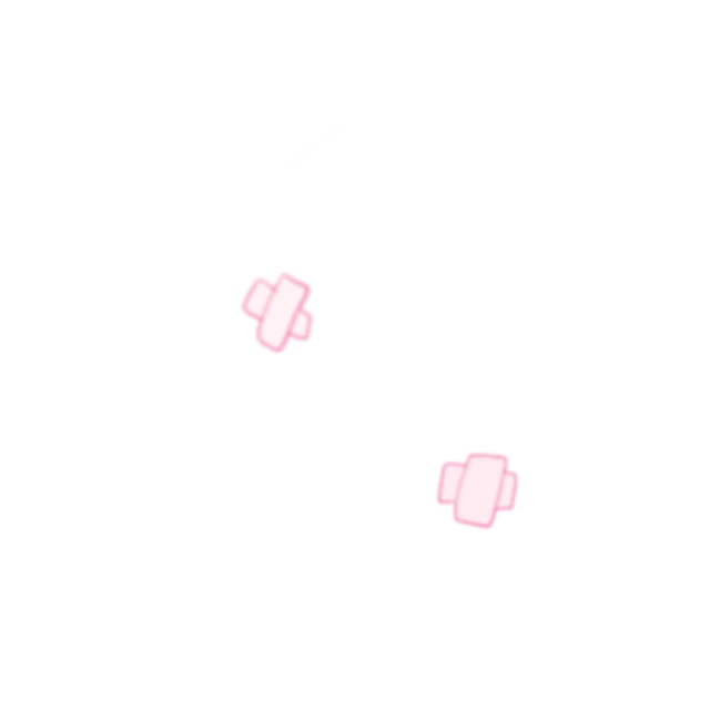 #创可贴#OK绷#粉色#可爱#简笔画#手绘#涂鸦