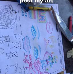 drawing art draw
