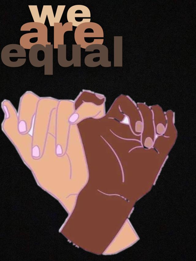#blacknwhite #blacklivesmatter #blacklivesmattertoo all lives matter if i'm being honest  #freetoedit