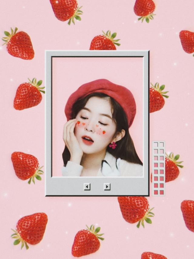🍓🌷🍓🌷🍓🌷🍓🌷🍓🌷🍓🌷🍓🌷🍓🌷🍓  #graphic  #graphics #edit #edits #irene #redvelvet #baejoohyun #kpop #replay #tutorial #pink #strawberry #aesthetic #strawberries