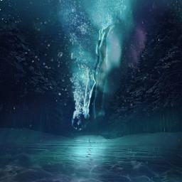 freetoedit picsart tools surreal doubleexposure ircwaterworld waterworld
