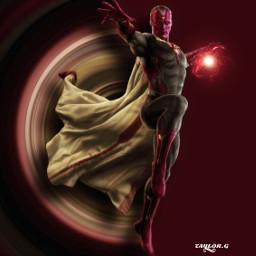 freetoedit taylor_fotoshop_art amazing strong superhero