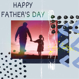 edited picsart happyfathersday daddysgirl nature freetoedit rcfathersday fathersday