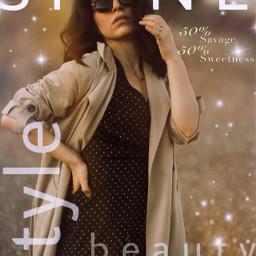 freetoedit magazine magazinecover cover stylish