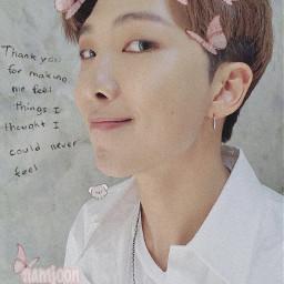 freetoedit kim_namjoon btsarmy kpop