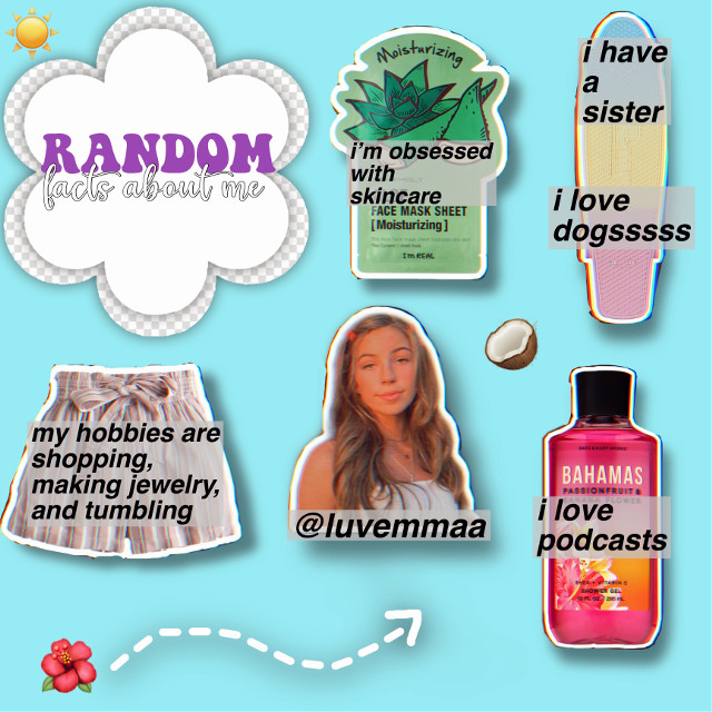 「𝐖 𝐄 𝐋 𝐂 𝐎 𝐌 𝐄」   ✩  ✩  ✩  ✩  ✩  ✩  ✩  ✩   ✩  ✩  ✩  ✩  ✩  ✩  ✩    ✩  ✩  ✩  ✩  ✩  ✩      ✩  ✩  ✩  ✩  ✩        ✩  ✩  ✩  ✩         ✩  ✩  ✩          ✩  ✩          ✩   ❝ ❞               ✰ 𝐚𝐛𝐨𝐮𝐭 𝐭𝐡𝐞 𝐩𝐨𝐬𝐭 ✰  🐚𝕥 𝕚 𝕥 𝕝 𝕖 » random facts about me ✨𝕔 𝕣 𝕖 𝕕 𝕤 » whoever's stickers i used 🐚𝕗 𝕚 𝕝 𝕥 𝕖 𝕣 » vintage filter on tezza and triple on prequel ✨𝕥 𝕚 𝕞 𝕖  𝕥 𝕒 𝕜 𝕖 𝕟 » 1 hour 10 mins 🐚𝕒 𝕡 𝕡 𝕤  𝕦 𝕤 𝕖 𝕕 » picsart, pinterest, phonto, tezza, prequel   ✰ 𝐥𝐢𝐟𝐞 𝐭𝐡𝐢𝐧𝐠𝐬 ✰  🥥𝕕 𝕒 𝕥 𝕖 » 06~18~20 🌴𝕥 𝕚 𝕞 𝕖 » 13:00 🥥𝕨 𝕖 𝕒 𝕥 𝕙 𝕖 𝕣 » ☀️ 🌴𝕞 𝕠 𝕠 𝕕 » 🥱  🥥𝕗 𝕔 » 254   ✰ 𝐢𝐝𝐨𝐥 𝐭𝐚𝐠𝐬 ✰  ☀️» @virgoglcss 🌸» @adoregloss ☀️» @nqche 🌸» @ventifuhl ☀️» @icedbambi   ✰ 𝐟𝐨𝐥𝐥𝐰𝐞𝐫 𝐭𝐚𝐠𝐬 ✰  🍍» @jsross2007 🐳» @outofmymind- 🍍» @-dmkids- 🍍» @h-a-p-p-y-f-e-e-t 🐳» @unicorn-eater 🍍» @nopex_nopez 🐳» @primrose_soda 🍍» @luna_jenny_grangerxo 🐳» @guccitoothpaste 🍍» @lqllyglqss 🐳» @-bvtterflies- 🍍» @-chxrrybun 🐳» @chxrry_niches 🍍» @cqmplex_acsthetic 𝕕𝕞 𝕞𝕖 𝕥𝕠 𝕓𝕖 𝕥𝕒𝕘𝕘𝕖𝕕   ✰ 𝐢𝐫𝐥 𝐟𝐫𝐢𝐞𝐧𝐝𝐬 ✰  🍉» @sunsetniches 🦩» @ohschnapp-   ✰ 𝐟𝐚𝐧 𝐩𝐚𝐠𝐞𝐬 *𝐢𝐥𝐲* ✰  💧» @luvemmaafan 🥒» @yougot100emma 💧» @getemmato100 🥒» @luvemaaafans   ✰ 𝐨𝐭𝐡𝐞𝐫 𝐚𝐜𝐜𝐨𝐮𝐭𝐬 ✰  🐠𝕞 𝕒 𝕚 𝕟 » @editzbyemu 🌊𝕟 𝕚 𝕔 𝕙 𝕖 » @luvemmaa 🐠𝕥 𝕚 𝕡 𝕤 » @peachytips 🌊𝕙 𝕖 𝕝 𝕡 » @emmaxhelps 🐠𝕔 𝕠 𝕝 𝕝 𝕒 𝕓  𝕠 𝕟 𝕖 » @strcwbcrries 🌊𝕔 𝕠 𝕝 𝕝 𝕒 𝕓  𝕥 𝕨 𝕠 » @fruitybliss    ✰ 𝐬𝐭𝐚𝐥𝐤 𝐦𝐞 𝐥𝐨𝐥 ✰  🥝𝕡 𝕚 𝕟 𝕥 𝕖 𝕣 𝕖 𝕤 𝕥 » emmapaigexx ⭐️𝕧 𝕤 𝕔 𝕠 » emmaaxpaige 🥝𝕤 𝕡 𝕠 𝕥 𝕚 𝕗 𝕪 » emma paige✨   ✰ 𝐡𝐚𝐬𝐡𝐭𝐚𝐠𝐬 ✰  #edit #niche #meme #nichememe #nm #picsart #vsco #pinterest #tezza #prequel #glitch #filter #emojis #stickers #overlays #randomfacts #facts #aboutme     𝐈𝐋𝐘 𝐁𝐘𝐄💗