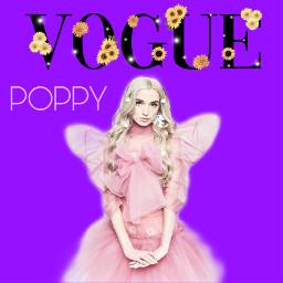freetoedit poppy thatpoppy poppyedit voguemagazine