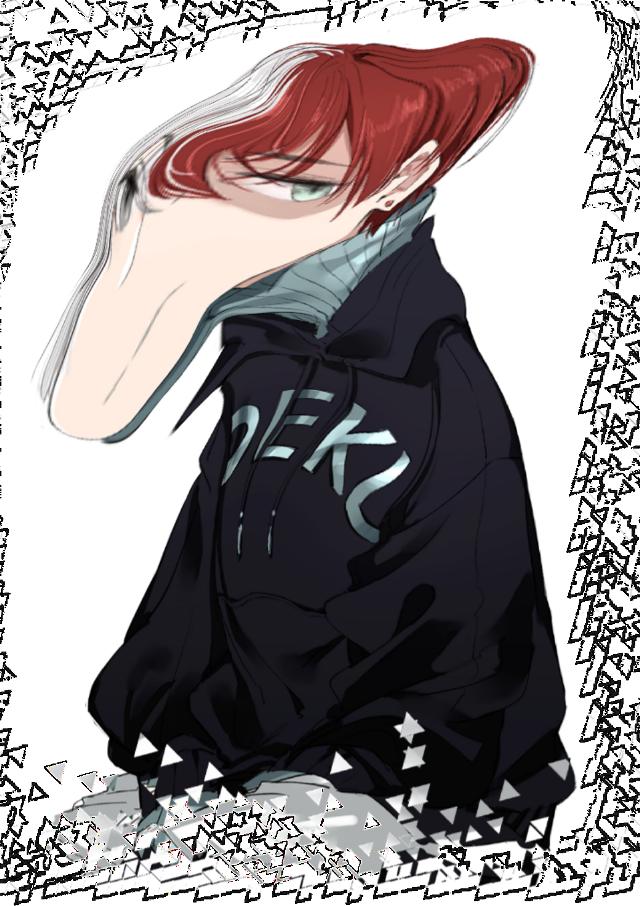 Demon todoroki>:) or cart titan todoroki #anime #todoroki_shouto