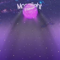 xxxtentacion moonlight purple editbyme freetoedit