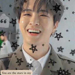 freetoedit yugyeom stars got7 igot7