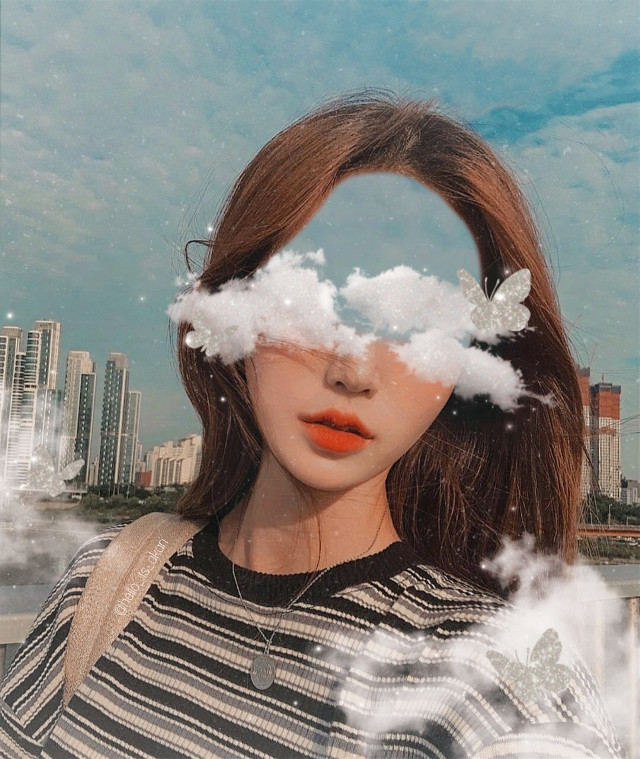 🌟☁️🦋☁️🦋☁️🌟 Base photo from instagram  #freetoedit #aesthetic #aestheticphotos #aesthetically #aestheticedit #papicks #createfromhome #free #face #stayinspired #picoftheday #picsart #myedit #photoedit #summervibe  #madewithpicsart #heypicsart #sparkle #stars #glitter #glitterbrush #asian #korean #beauty #beautiful #pretty #cute #butterflies #butterfly #clouds #aestheticclouds #shiny #sparkling #sky #blue #bluesky #summer #redlips #lips #bestoftheday #girl #editing