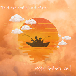 freetoedit father fathersday happyfathersday orange