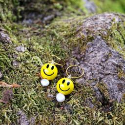 earrings smile smiles interesting art freetoedit
