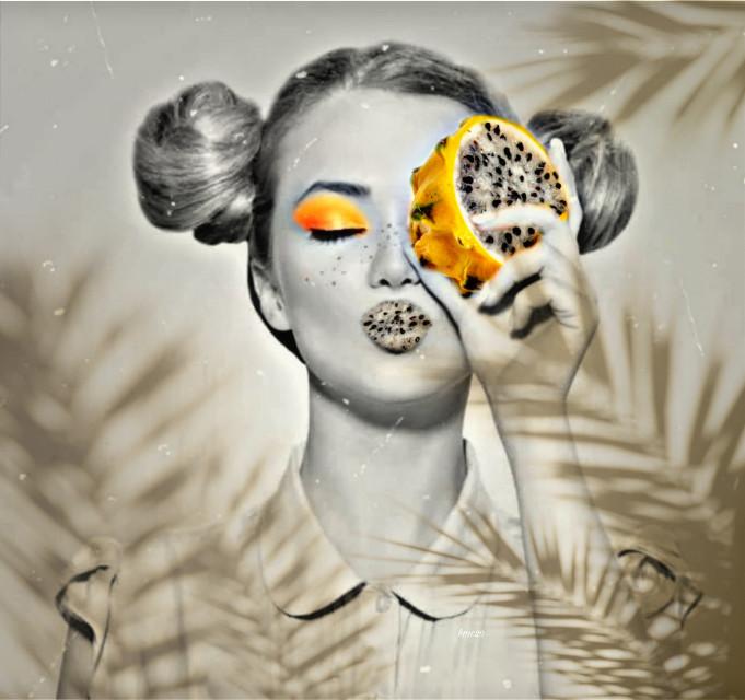 #freetoedit #dragonfruit #girl #lady #woman #female #shadows