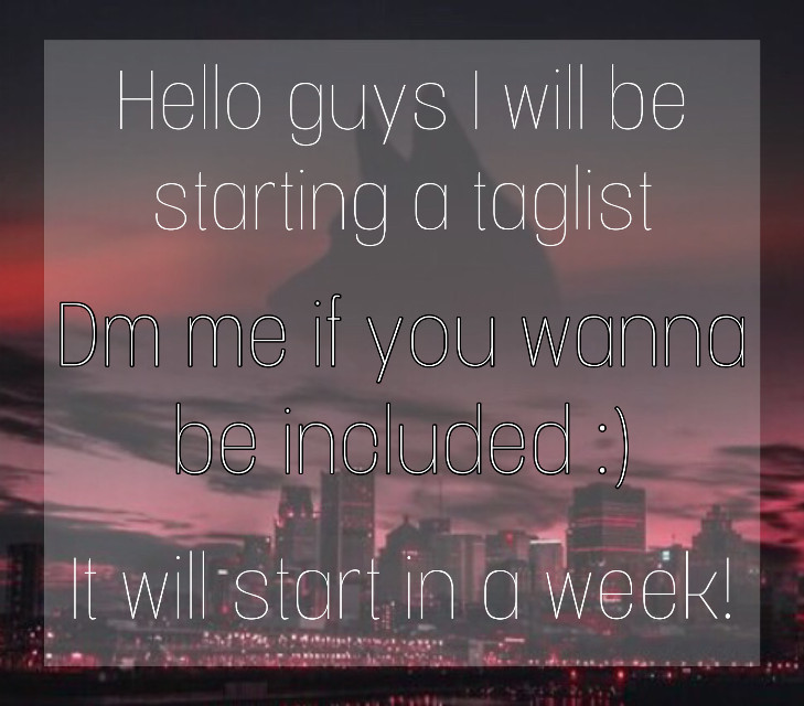 So guys i will be starting a taglist dm me if you wanna be included its fine if you dont it will start in a week so be patient and you will stay up to date for my posts :) #freetoedit #remix #wolf #tag #background #aesthetic #pls