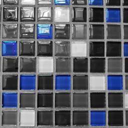 freetoedit tile glass cobaltblue squares eccolorpop
