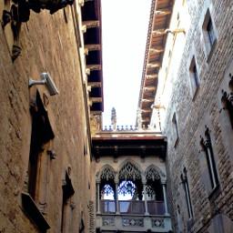 freetoedit barcelona street cityview photography pcamazingarches amazingarches arches