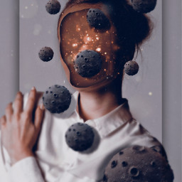 freetoedit faceart heypicsart papicks surealism ecspaceface spaceface