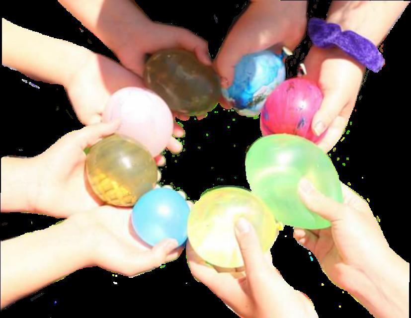 #freetoedit #water #waterballoons #hands #aestetic
