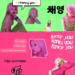 fancytwice watermelon pink chaeyoungtwice onceと繋がりたい freetoedit