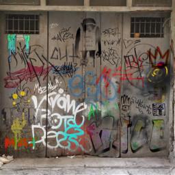 freetoedit challengedoors doors streetart streetstyle pcdoortraits doortraits