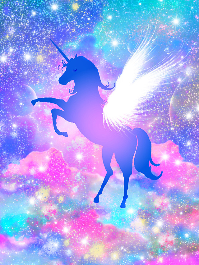 #freetoedit @mpink88 #glitter #sparkle #galaxy #unicorn #space #sky #stars #shimmer #magical #dream #pastel #kawaii #ombré #clouds #planets #cosmos #background