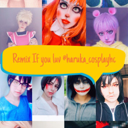 haruka_cosplayhc cosplay cosplayer cosplayers cosplays freetoedit