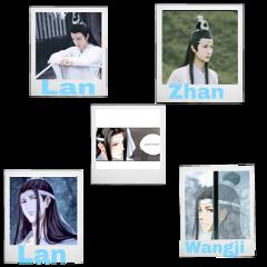 theuntamed lanzhan modaozushi lanwangji freetoedit
