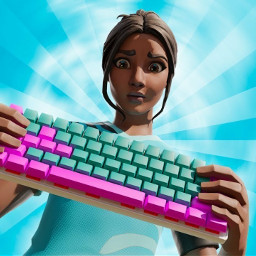 freetoedit gamer gaming fortnite keyboard