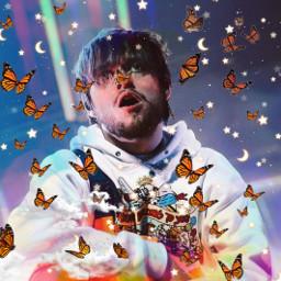 bearface ciaranmcdonald brockhampton freetoedit rcholographicbutterflies holographicbutterflies