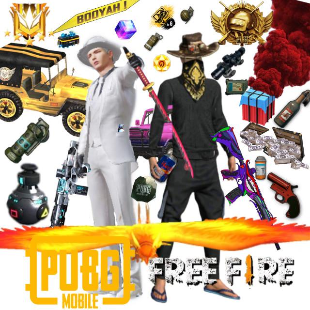 #freefire #pubg #battle royal #freetoedit